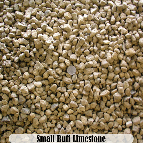 Rocks dirt mulch more innovative landscape products for Limestone landscape rock